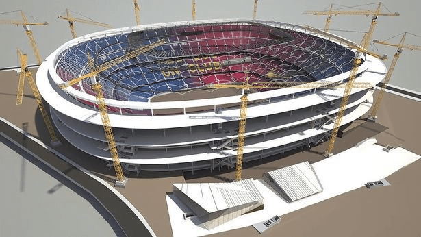 Barcelona to leave Nou Camp for a year in revamp to extend capacity to 110000
