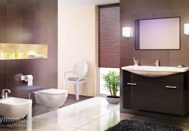 Artistic And Unique Bathroom Designs By Semsa Bilge And