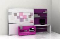 Purple Teen Room Furniture