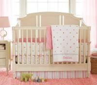 Beautiful Pink Baby Crib Design Ideas - Bedroom Design ...