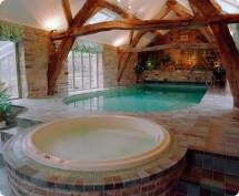 Houses with Indoor Swimming Pools