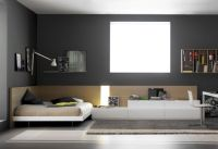 Simple and Elegant Teen Bedroom Design - Interior Design Ideas