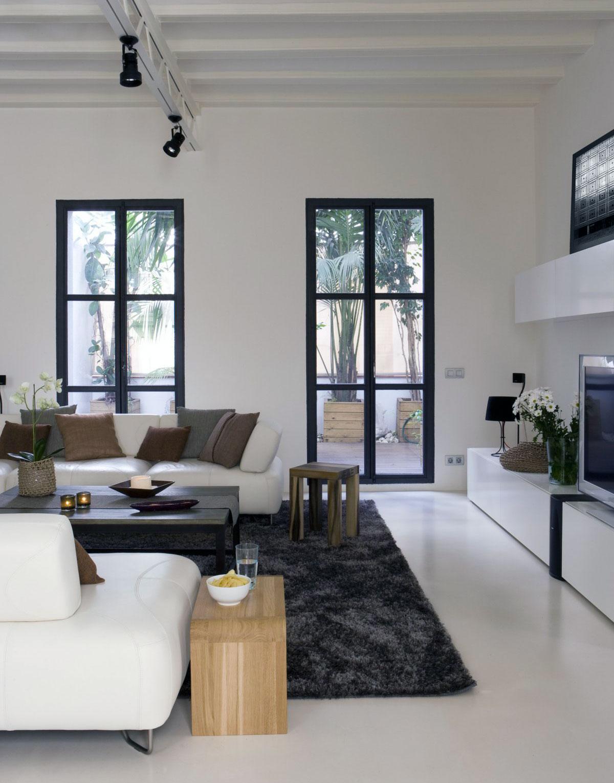 Flat Living Room Ideas