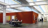 Modern Facebook Office Interior Design - Interior Design Ideas