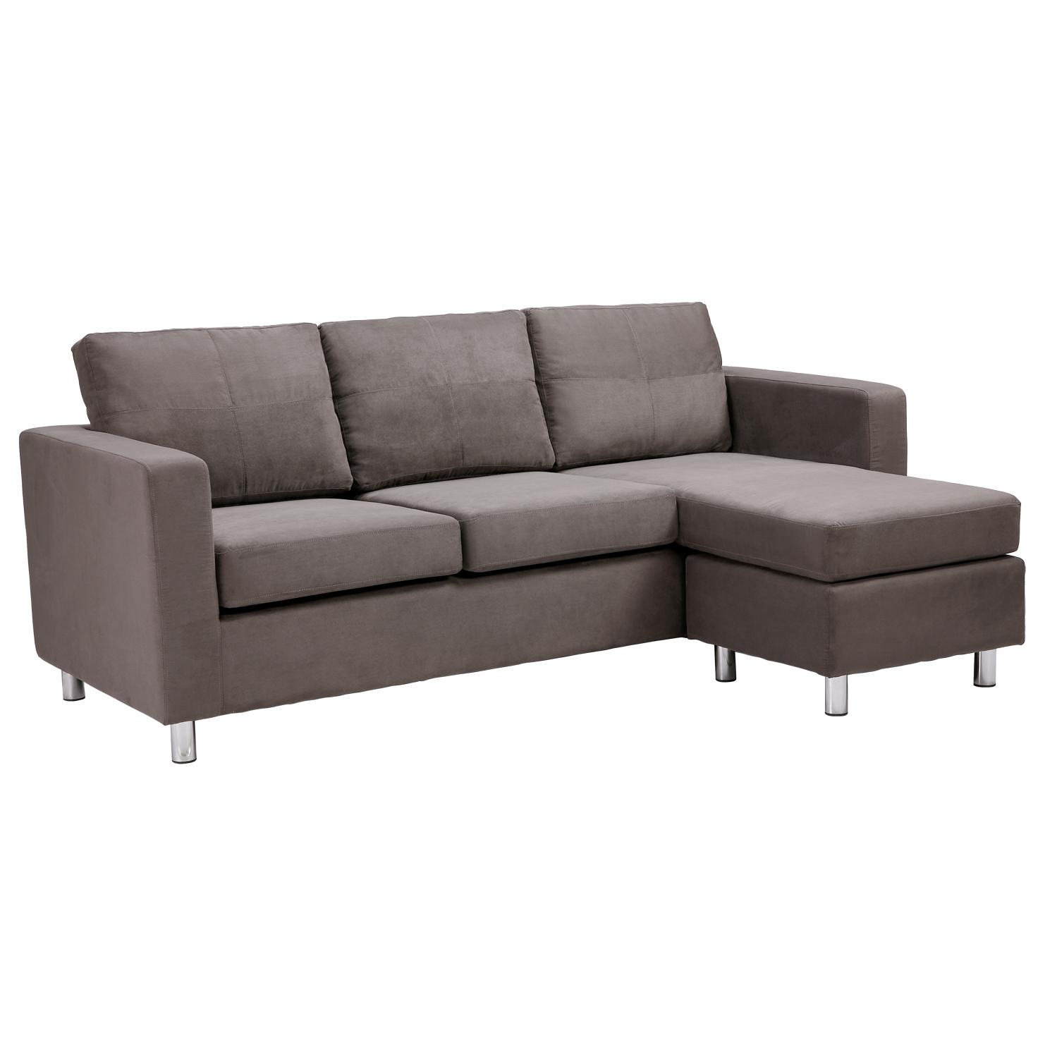 small grey sofa next polyester awesome modern minimalist design sectional in
