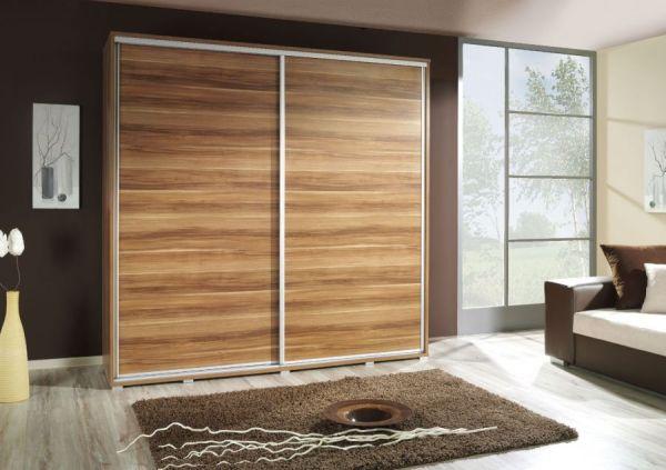 rustic bedroom closet doors Rustic Wooden Sliding Closet Door - Interior Design Ideas