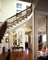 Beautiful Entry Way & Home Lobby Stairs   Interior Design ...