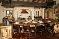 Spanish style rustic kitchen - Interior Design Ideas