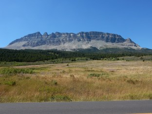 Yet another mountain in Glacier NP.