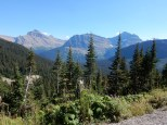 Yet another photo-worthy vista in Glacier National Park.
