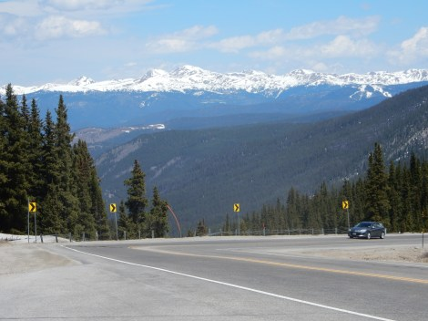 A view north from Hoosier Pass.