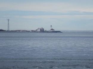 Port Townsend lighthouse.Port Townsend lighthouse.