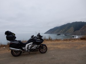The Nightowl overlooks the coast where California Highway 1 heads inland and leaves the coast behind.