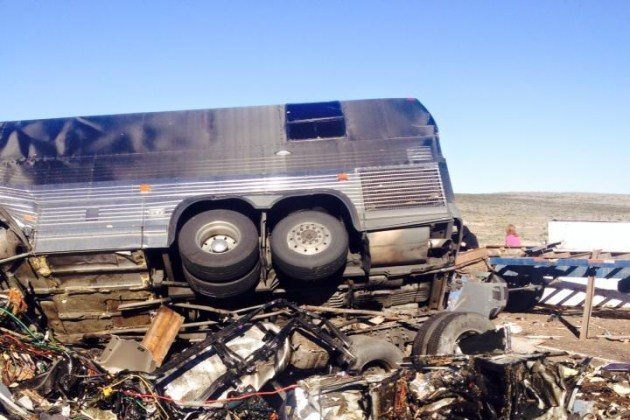 The Ghost Inside tour bus crash | Ghost Cult Magazine