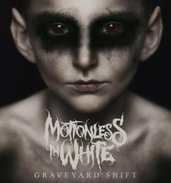 album review motionless in white graveyard shift ghost cult magazine [ 1800 x 1800 Pixel ]
