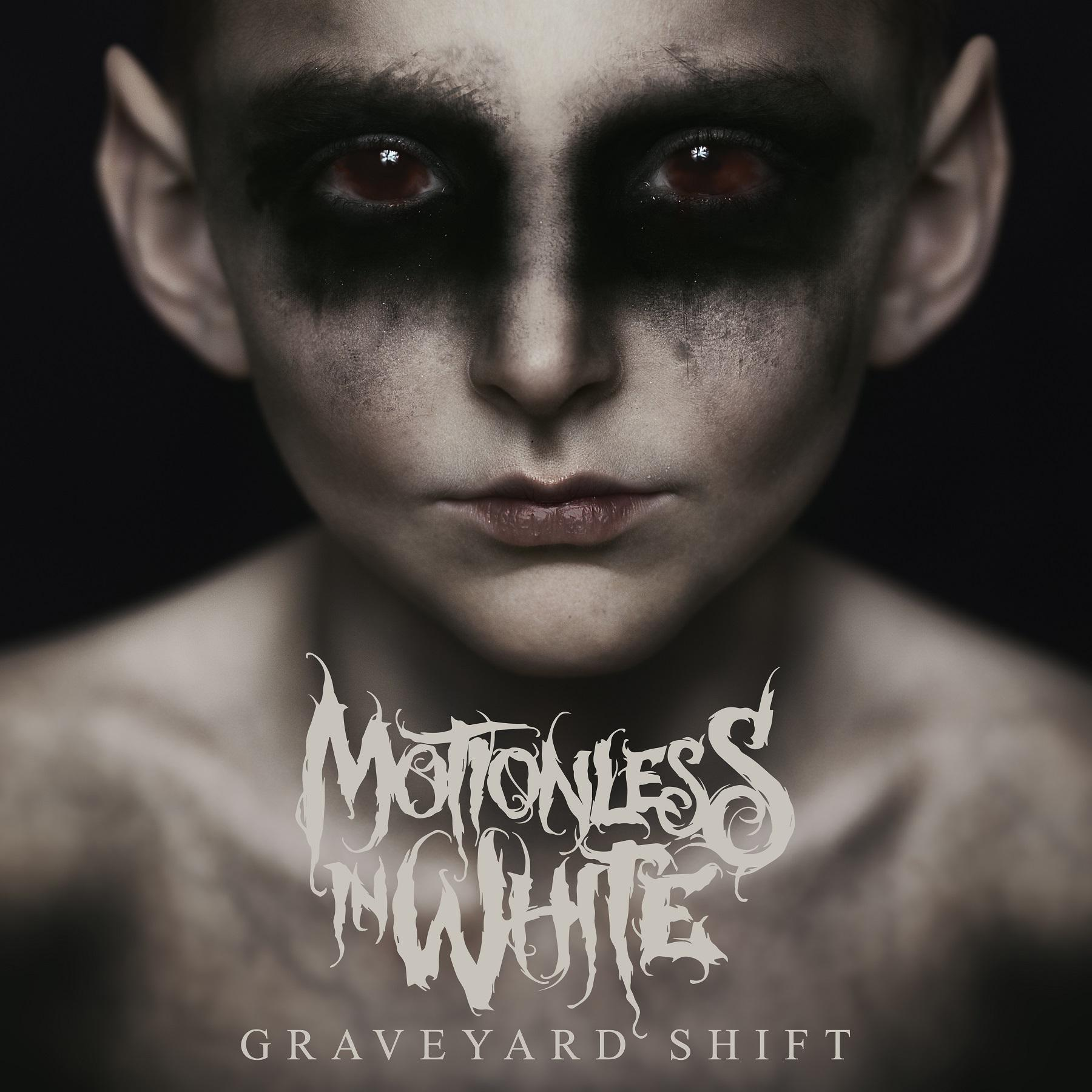 hight resolution of album review motionless in white graveyard shift ghost cult magazine
