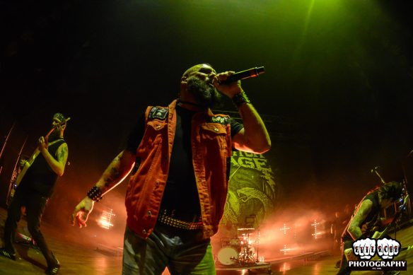 Killswitch Engage Singer Jesse Leach To Not Miss Any Shows