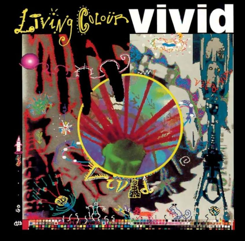 Living Color - Vivid | Ghost Cult Magazine