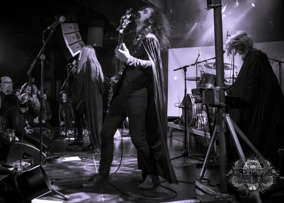 LIVE REVIEW: Coven – Sanhedrin: Live At Le Poisson Rouge | Ghost