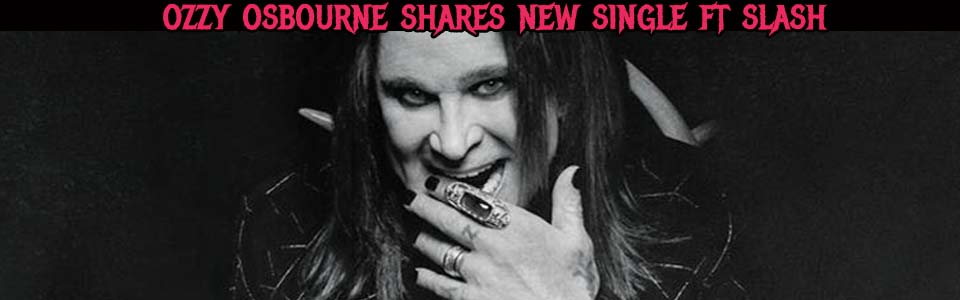 Ozzy new single ghostcultmag