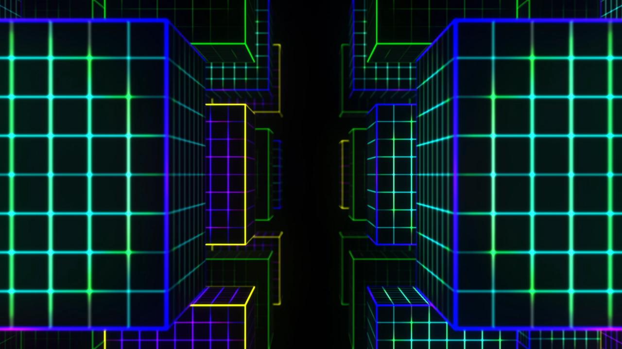 3d Cube Desktop Wallpaper Free Archives Ghosteam Vj Loops Amp Video Templates