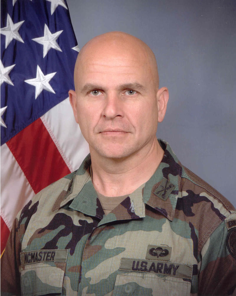 H. R. McMaster