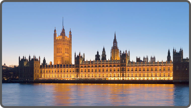 Gambling in video games has been debated by the government in the house of parliament