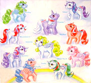 my little pony names pictures 1980s reviewwalls co