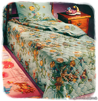 Children S Character Bedding 1970 S 1980 S Retro Musings
