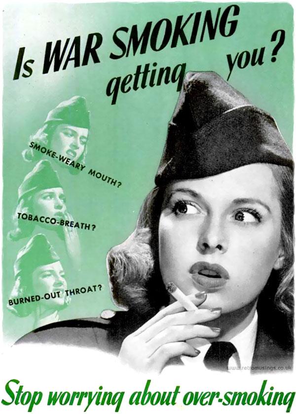 Juleps 1942 Cigarettes Adverts Retro Musings