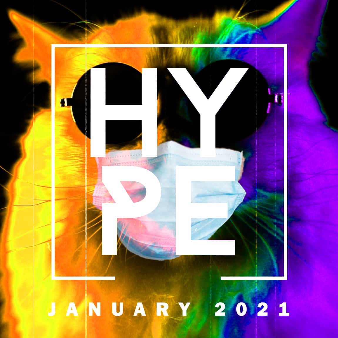 "Featured image for ""January 2021 – The Hypes"""