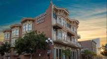 Haunted Guide Horton Grand Hotel San Diego