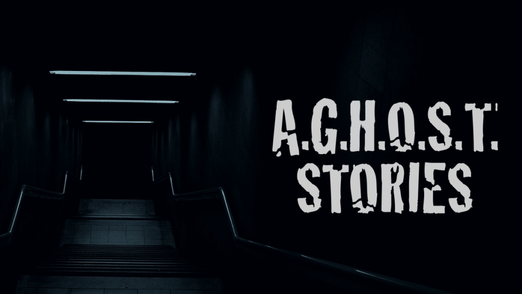 aghost stories podcast