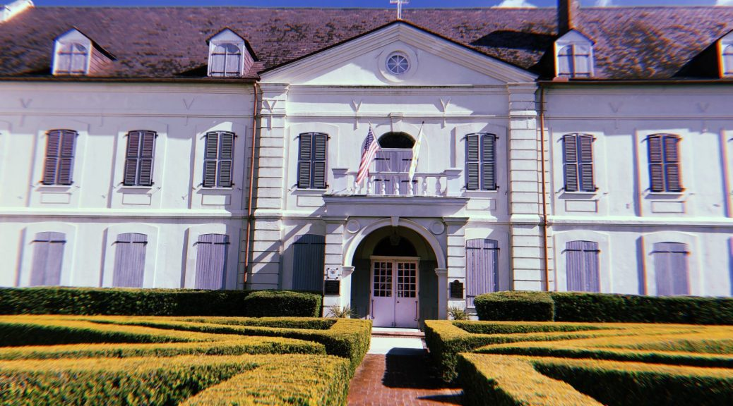 the old ursuline convent in new orleans