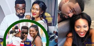 Sarkodie just revealed how he met Tracy