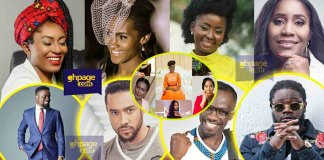 Meet the 10 Beautiful Wives Behind The Success Of Ghanaian Male Celebrities