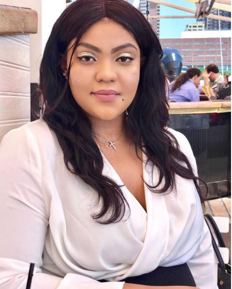 Photos:Meet Carla Tetteh, The Beautiful Daughter Of Hannah Tetteh- She Is A replica Of Her Mum
