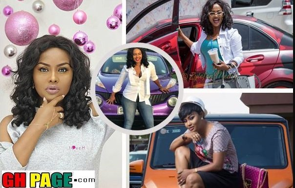 Classic: Check Out The Cars, Mansion, And The Expensive Lifestyle Of Nana Ama Mcbrown (Photos)