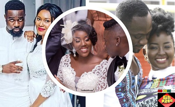 Top 10 Most Beautiful Wives Of Ghanaian Musicians