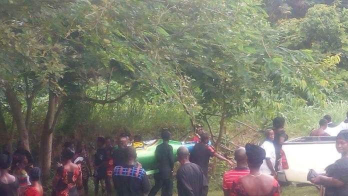 Ghanaian Man Buried In A Beer Bottle Shaped Coffin