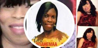 Gospel Musician Ama Boahemaa
