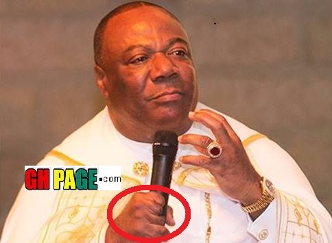 Archbishop Nicholas Duncan-Williams Reveals How He Lost His Fingers In a Very Dreadful Ordeal