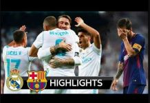 VIDEO: The Asensio Screamer! And Here's The Full Highlights & Goals Of Real Madrid vs Barcelona 2-0 - Spanish Super Cup,16 August 2017