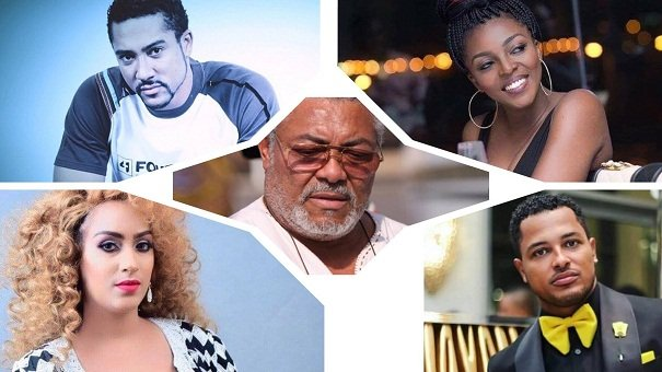 14 Ghanaian Celebrities Who Are Not