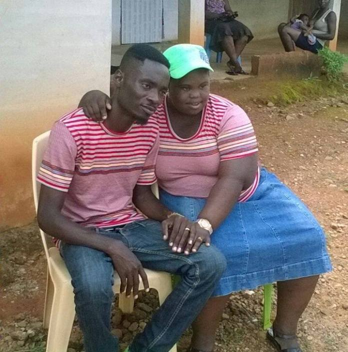 Photos of Mmebusem and his mentally impaired wife surfaces again on social media.