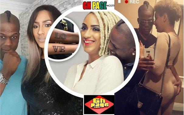 Motive Juliet Ibrahim Relationship Nigerian Boyfriend Rapper Iceberg Slim
