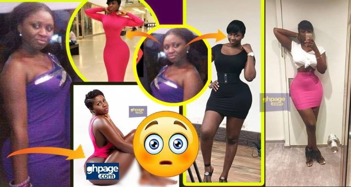 Before and after photos of Princess Shyngle