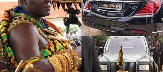 Asantehene's Garage Is A Tourist Site To Visit