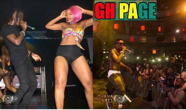 Shatta Wale, Stonebwoy And Others Stormed Ghana Meets Naija UK Concert