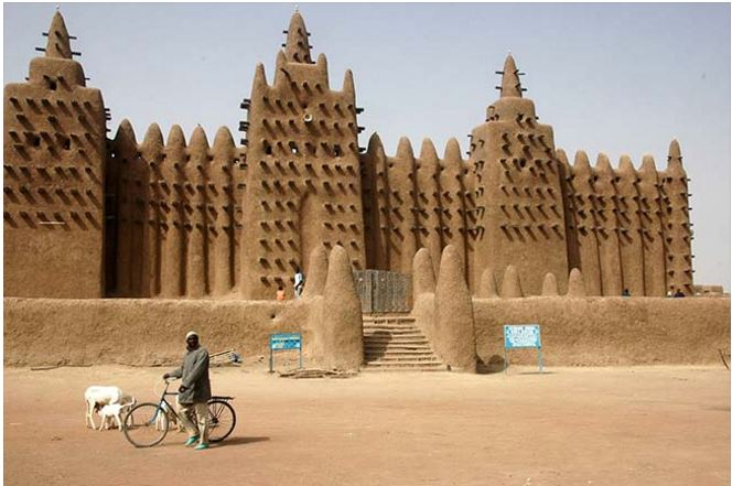 11 Strange Buildings In Africa